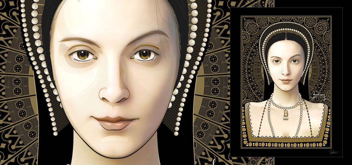 Anne Boleyn – An historic icon reimagined
