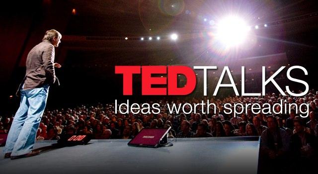 TED – Ideas worth spreading